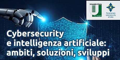 Conferenza digitale Cybersecurity e Intelligenza Artificiale biglietti