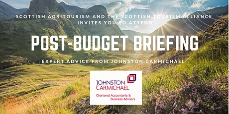 Post-Budget Briefing with Johnston Carmichael tickets