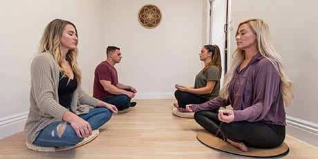 Live Guided Meditation & Sound Bath Healing tickets