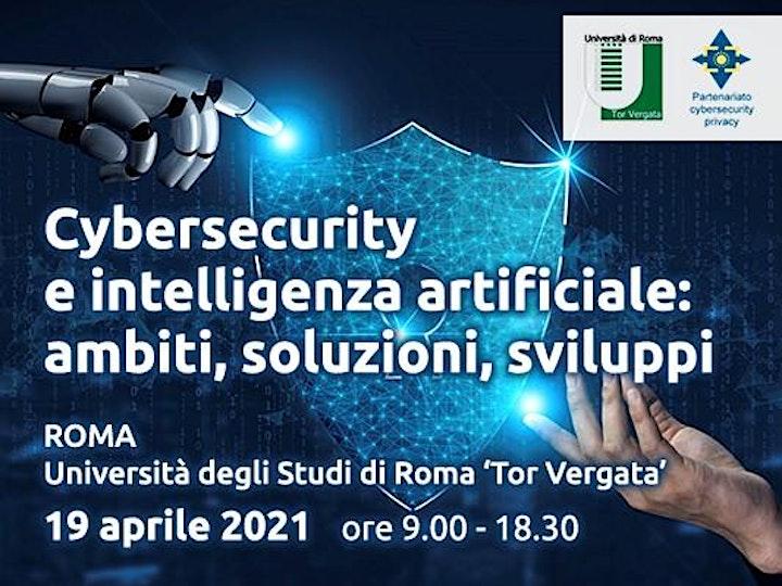 Immagine Conferenza digitale Cybersecurity e Intelligenza Artificiale