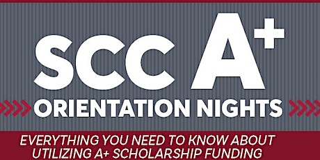 St. Charles Community College A+ Orientation Nights tickets