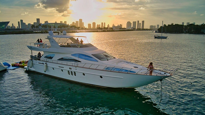 MIAMI YACHT CHARTERS &  YACHT RENTALS image
