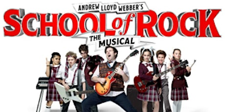 EASTER COURSE AGES 8-10 & 11-14 (Themed on SCHOOL OF ROCK) £185 tickets