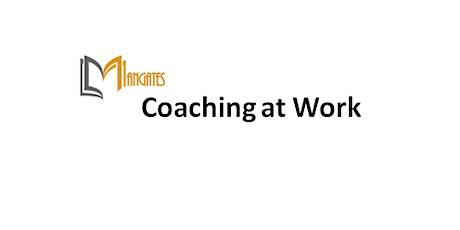 Coaching at Work 1 Day Training in Bellevue, WA tickets