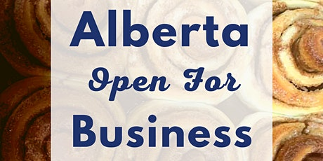 Alberta Open For Business tickets