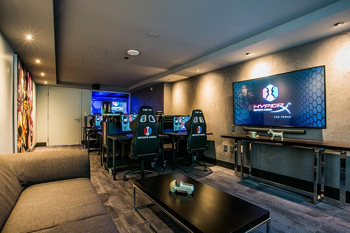 March Mayhem Watch Party at HyperX Esports Arena image