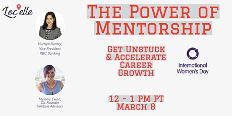 Power Of Mentorship: Get Unstuck & Accelerate Career Growth tickets