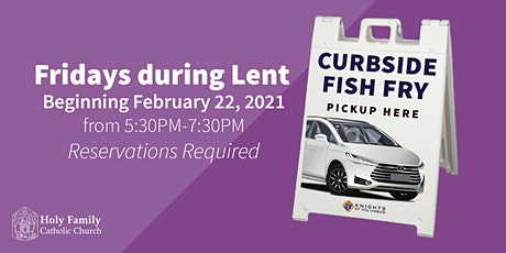 Curbside Fish Fry - 3/5/2021 tickets