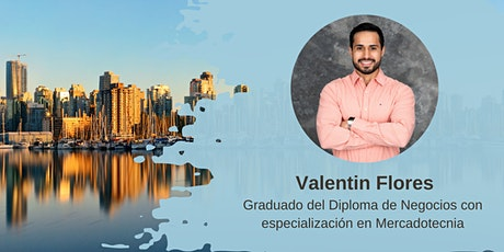 México: Business Diploma (Marketing) - Sesión informativa: Marzo 25 biglietti