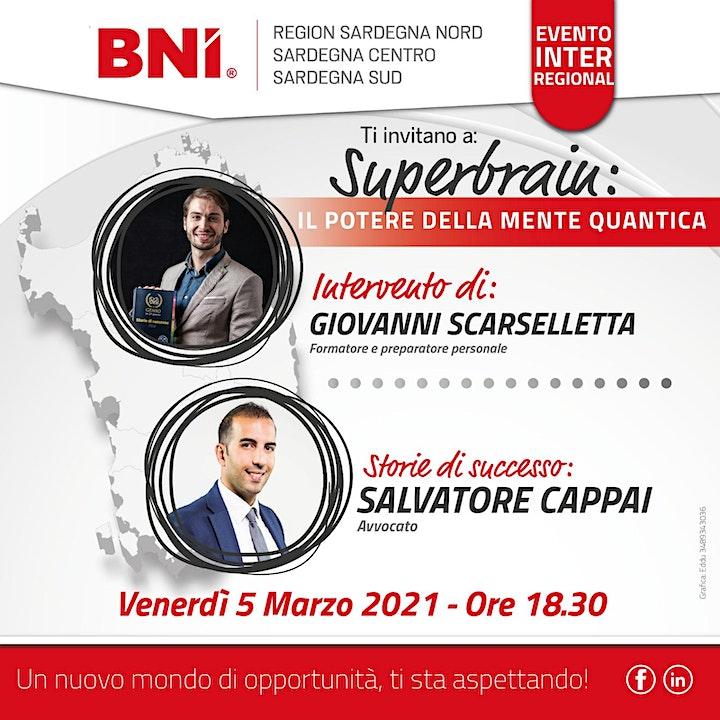 Immagine BNI Incontra Il Territorio: Evento Interregional Sardegna