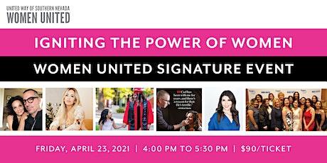 Women United Signature Event tickets