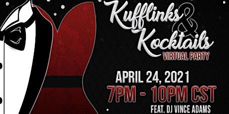 Kufflinks & Kocktails - A Diamond Youth Foundation Fund Raising Event tickets
