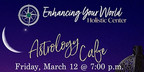 Astrology Cafe with Jen tickets