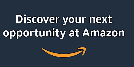 Amazon  - Hagerstown Virtual Hiring Info Session tickets