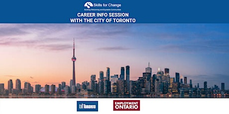 Career Information Session with the City of Toronto tickets