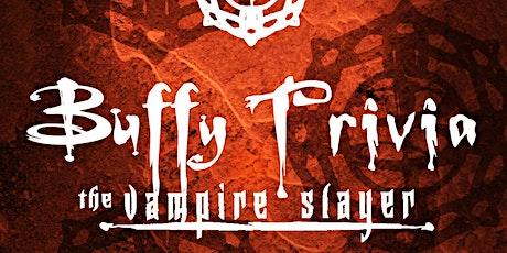 Buffy the Vampire Slayer Trivia Live-Stream tickets