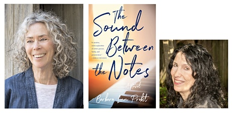Book Launch: THE SOUND BETWEEN THE NOTES by Barbara Linn Probst tickets