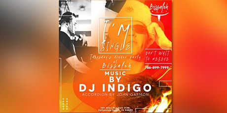 Bissaleh -  Music By DJ Indigo tickets