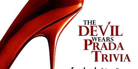The Devil Wears Prada Trivia Live-Stream tickets
