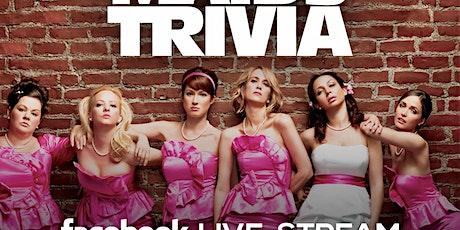 Bridesmaids Trivia Live-Stream tickets