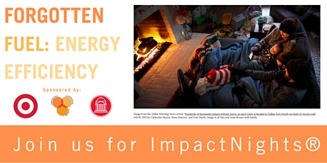 The Forgotten Fuel: Energy Efficiency in our Homes & Buildings tickets