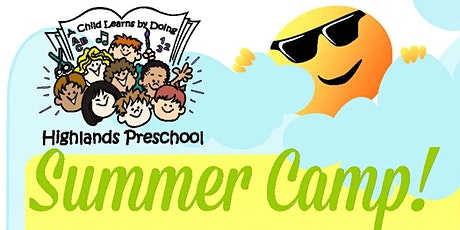 """HP Summer Camp #4: """"Magical Celebration"""" tickets"""
