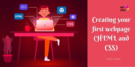 Creating your first webpage (HTML and CSS) tickets