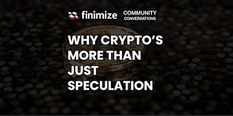 The Evolution Of Crypto biglietti