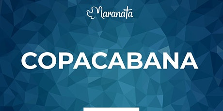 Celebração 14 Março | Domingo | Copacabana ingressos