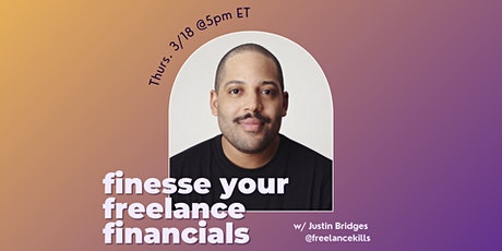 Finesse Your Freelance Financials tickets
