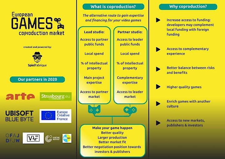 European Games Coproduction market - presentation webinar 2 image