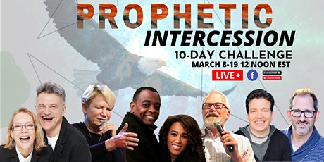 Prophetic Intercession - 10 Day Challenge ingressos