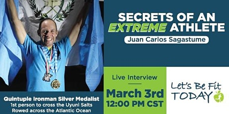 Secrets of an EXTREME Athlete tickets