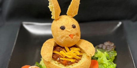 Mini Holiday Workshop - Bunny Bread Bowl - Ages 9+(Suggested) tickets