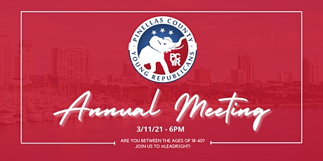 PCYR Annual Meeting + Board Elections tickets