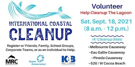 MRC International Coastal Cleanup Day tickets