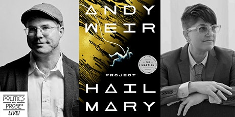 P&P Live! Andy Weir | PROJECT HAIL MARY with Annalee Newitz tickets