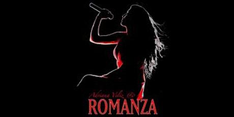 Romanza tickets