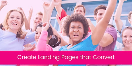 How to Create Landing Pages that Convert tickets