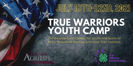 True Warriors Youth Camp tickets