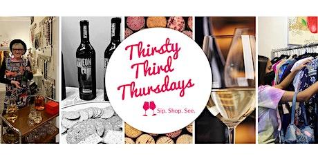 Thirsty Third Thursdays tickets