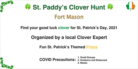 St Paddy's Clover Hunt tickets