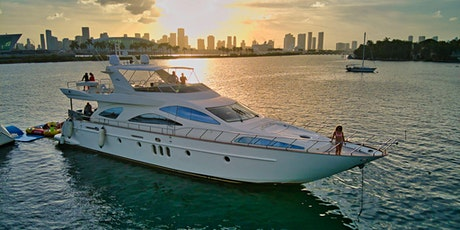 Luxury Party Yacht Rental #MIAMI tickets