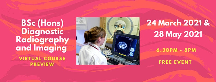 Bachelor of Science (Hons) Diagnostic Radiography & Imaging Course Preview image