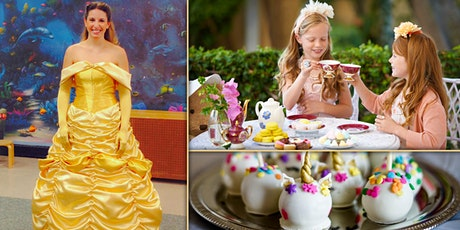 Tea With A Princess: A Virtual Tea Party Special Event - 5/23/21 tickets