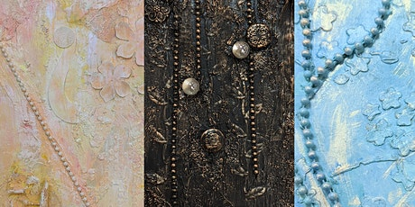 Canvas Make-and -Take Workshop with Krystle tickets
