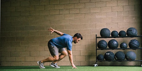 Functional Training Workshop with Kevin Carr tickets
