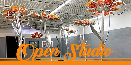 Spring Open Studio tickets