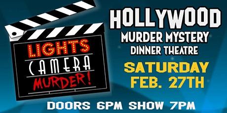 Hollywood Murder Mystery Dinner Theatre Show tickets