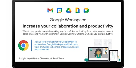Increase your collaboration and productivity with Google Workspace biglietti